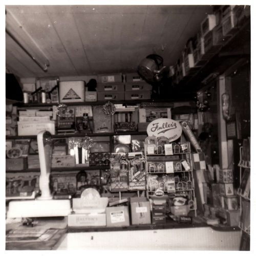 1960s - Over-the-counter shop
