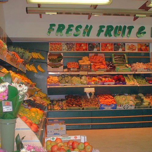 2004 – fruit and veg section