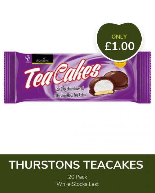Teacakes poster